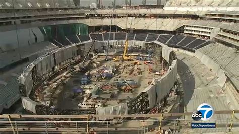 SoFi Stadium inside look: Rams, Chargers new home in