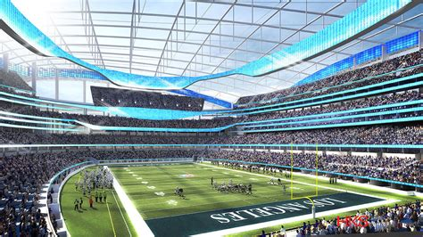 New for 2017: Los Angeles Chargers - Football Stadium Digest